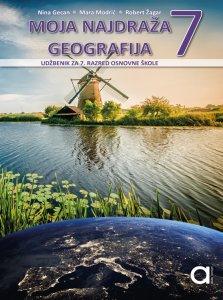 MOJA NAJDRAŽA GEOGRAFIJA 7 naslovnica